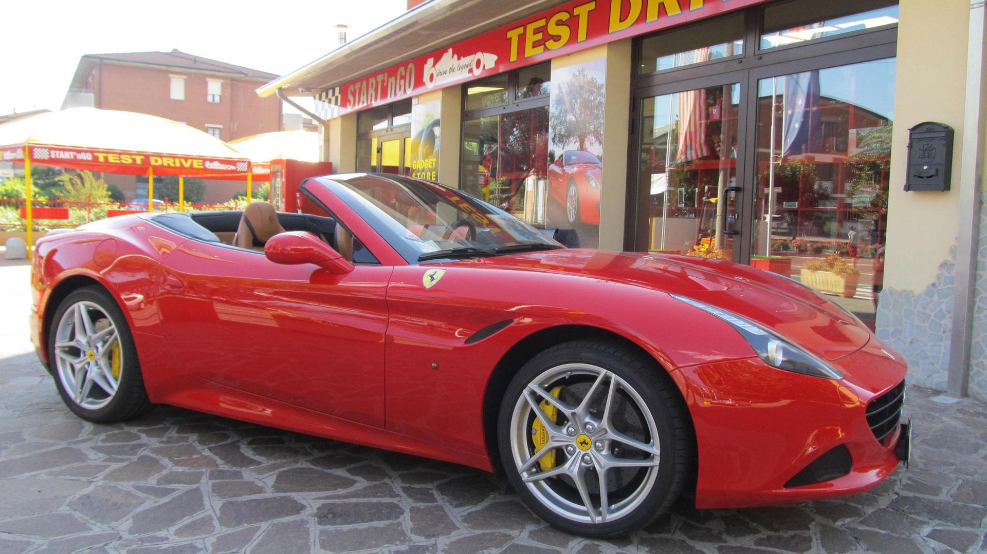 Ferrari California - Start N' Go
